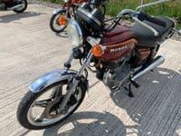 Honda CB400T  1978 21023